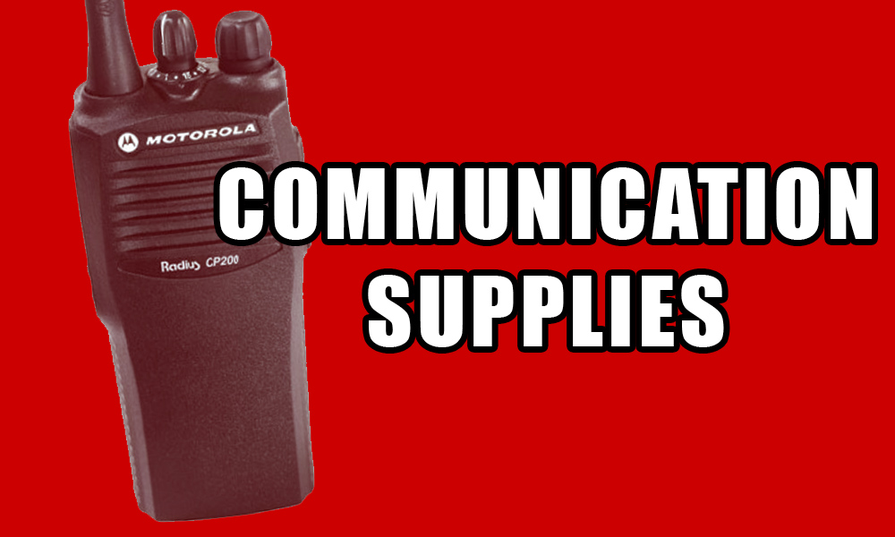 Communication Supplies