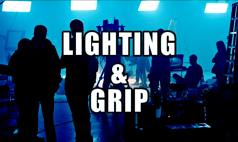 Lighting & Grip Supplies