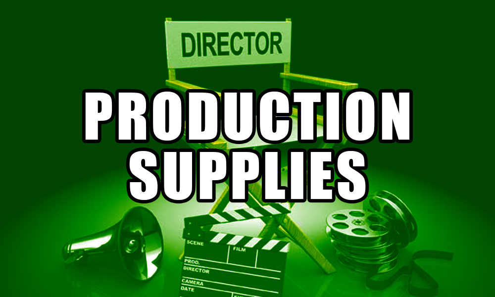 Production Supplies